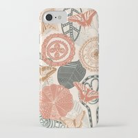 doodle iPhone & iPod Cases featuring doodle  by Ancello