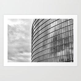 The European Parlament 2 Art Print