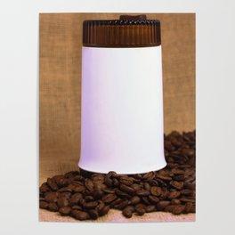 GDR coffee grinder Poster