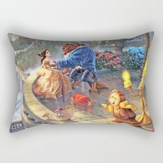 The Beauty and The Beast - All  Rectangular Pillow