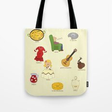 Spain is different Tote Bag