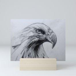 Eagle Emergence Mini Art Print