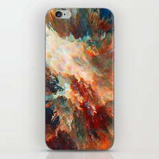 Harísios (Abstract 49) iPhone Skin
