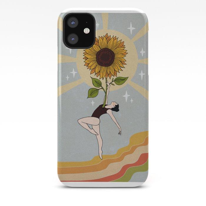 Joyful heart iPhone Case