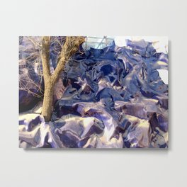 Growing Out Of Discord Metal Print