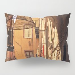 ARCHWAY and Sardinian fish traps Pillow Sham
