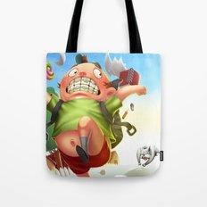 Dooog! Tote Bag