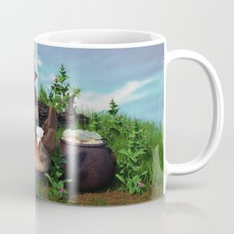 Leprechaun Gold Coffee Mug