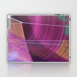 ARCH ABSTRACT 13: Janet Echelman net sculpture #2, Boston Laptop & iPad Skin
