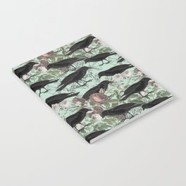 Crow's Vintage Garden Notebook
