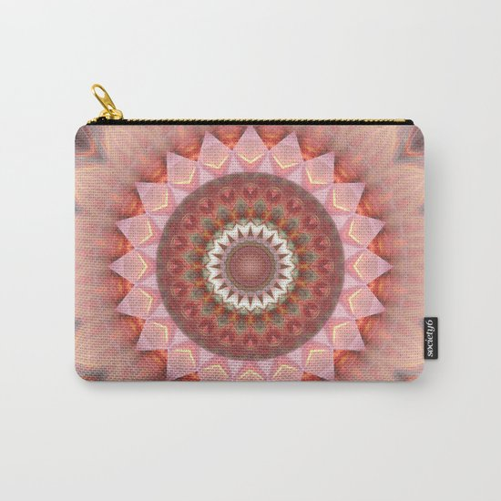 Mandala Teenage Girl Carry-All Pouch