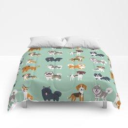 NORDIC DOGS Comforters