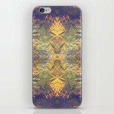 Tropical Kaleidoscope  iPhone & iPod Skin
