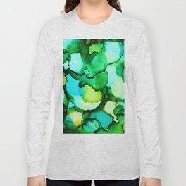 Blue & Green - should be seen Long Sleeve T-shirt