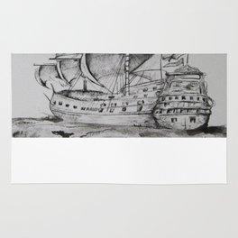 I Give a Ship Rug