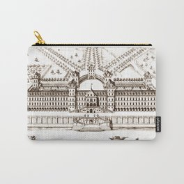 Castle old vintage Carry-All Pouch