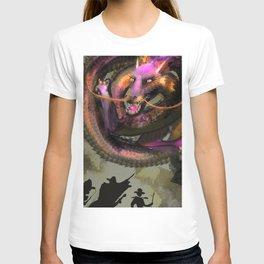 Dragon for Good Luck T-shirt