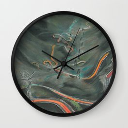 Best road ever Wall Clock