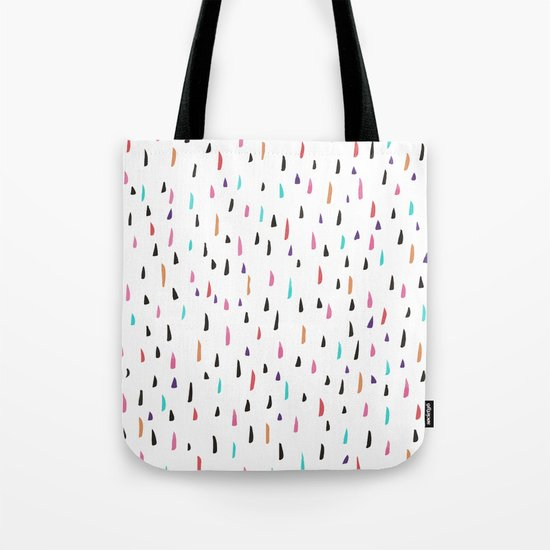 spiky tips Tote Bag