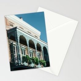 French Quarter Blues, No.3 Stationery Cards
