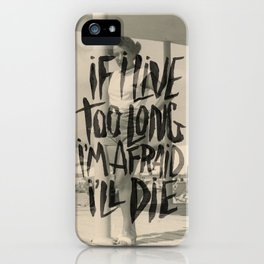 THE KINKS iPhone Case