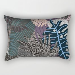 Faded Nature Pale Eternity Rectangular Pillow