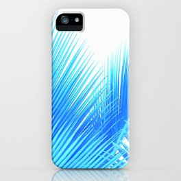 Winter Palm iPhone Case