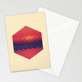 Exagon V.1 Stationery Cards