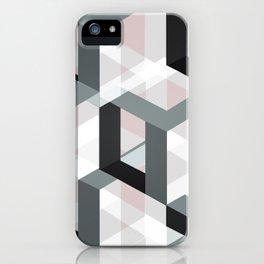 geometric 11 iPhone Case