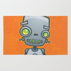 Silly Robot Rug