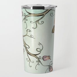 all the buzz Travel Mug