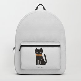 Meh-ow Backpack