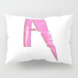 A to Z(iggy) Pillow Sham
