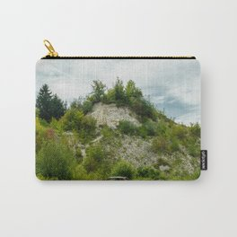 An old quarry in Kazimierz Dolny Carry-All Pouch