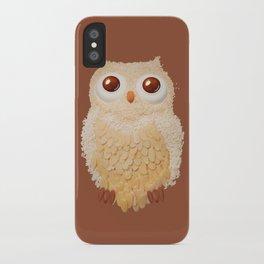 Owlmond 1 iPhone Case