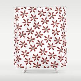 Starpencils Shower Curtain