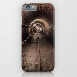 Tar Tunnel 1787 iPhone Case