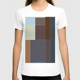 Geometric Abstract T-shirt