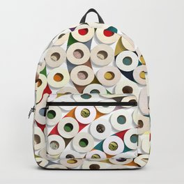 167 Toilet Rolls 08A Backpack