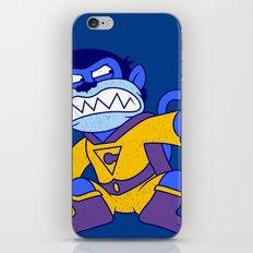 Evil Gleek iPhone & iPod Skin