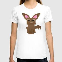Furry Kitty T-shirt