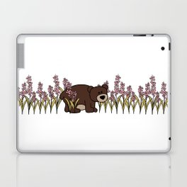 Fireweed Bear Laptop & iPad Skin