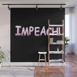 Comic Impeach! Wall Mural