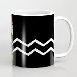 Meraki Fall [Gold Noir] Coffee Mug
