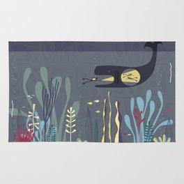 The Fishtank Rug