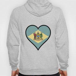 Love Delaware Hoody