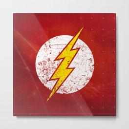 Flash classic Metal Print