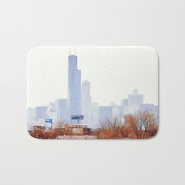 Tale of Two Cities Bath Mat