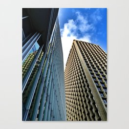 Work the Angles Canvas Print