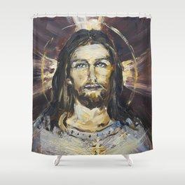 Ecstasy X. The Transfiguration Shower Curtain